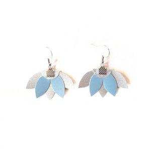 Boucles d'oreilles NYMPHEA
