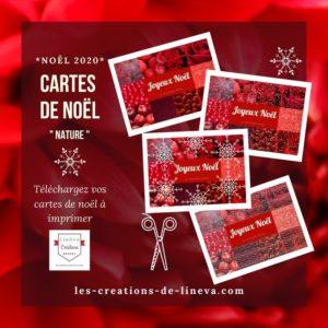 Cartes de Noël #09