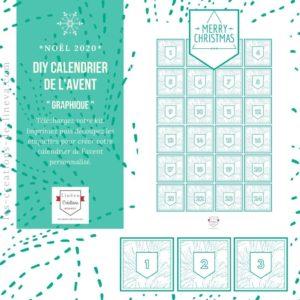 DIY calendrier de l'avent #21