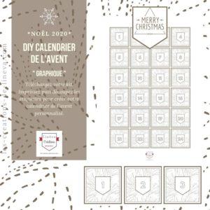DIY calendrier de l'avent #29
