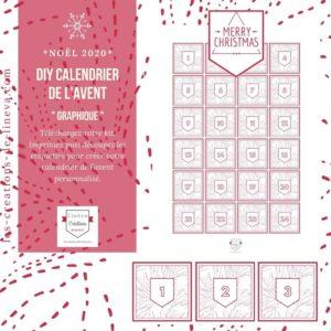 DIY calendrier de l'avent #37
