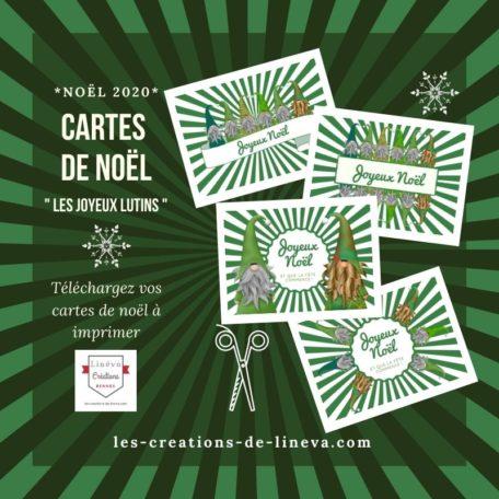 Cartes de Noël #02
