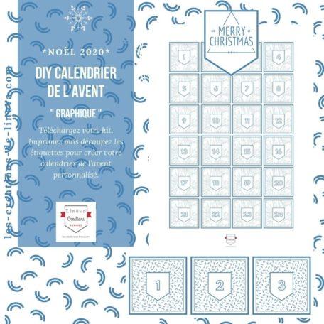 DIY calendrier de l'avent #13