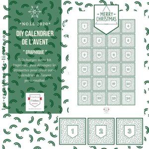 DIY calendrier de l'avent #18