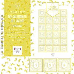 DIY calendrier de l'avent #26