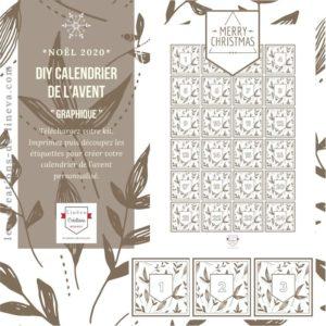 DIY calendrier de l'avent #31