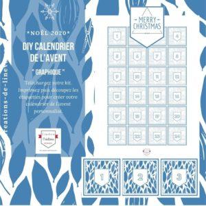 DIY calendrier de l'avent #16
