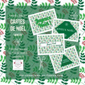 Cartes de Noël #33