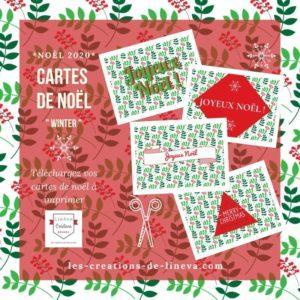 Cartes de Noël #34