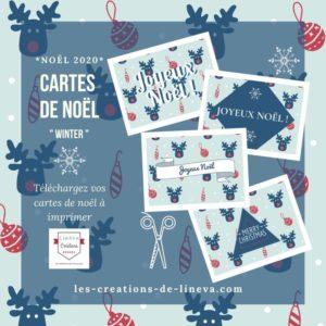 Cartes de Noël #39