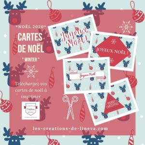 Cartes de Noël #40