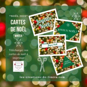 Cartes de Noël #25